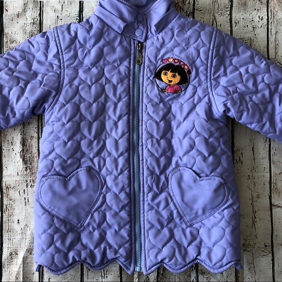 Other - Dora the Explorer Raincoat